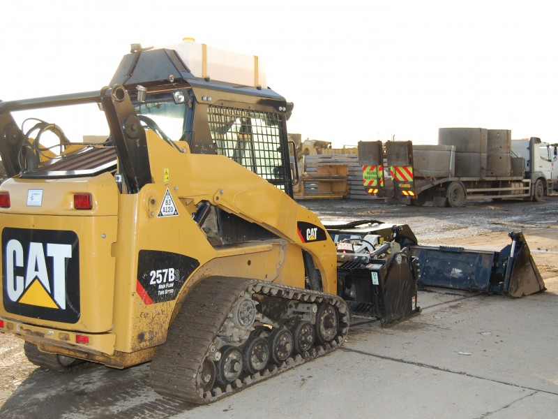 Skid Steer Hire Kent